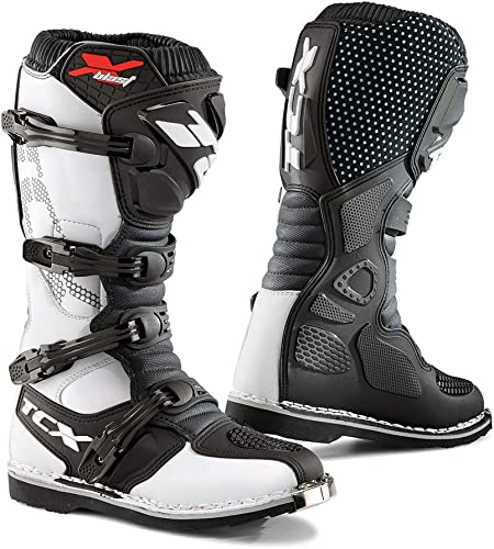 Stiefel TCX X Blast Cross 41 Weiß 07159rwom11379 Schuhe