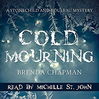 Cold Mourning audiobook cover art