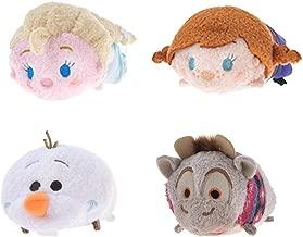 Disney Frozen Tsum Tsum Set of 4 Frozen Mini 3.5