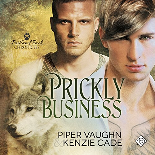 Prickly Business audiobook cover art
