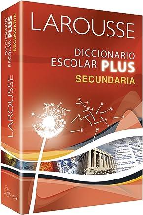 Diccionario escolar plus secundaria