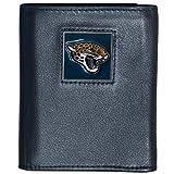 NFL Jacksonville Jaguars Geldbörse Leder dreifach faltbar