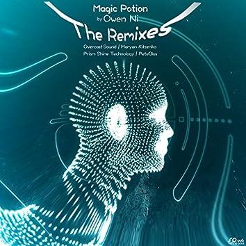 Magic Potion The Remixes