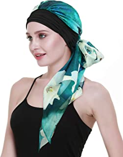 FocusCare la chemioterapia per il cancro cancro copricapo femminile turbante turbante scarfs pac