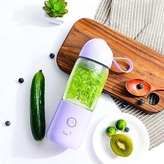 Portable Presse-agrumes électriques Blender Portable personnel Juicer de fruits frais électrique en verre machine de mélan...