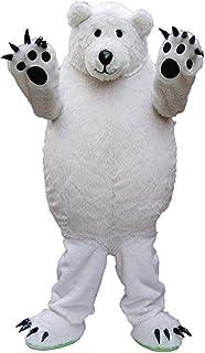 SANEYDER - Disfraz de Oso Polar para Cosplay: Amazon.es: Productos ...