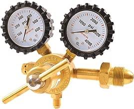 Uniweld Specialty Gas Regulator, 5 to 180 psi