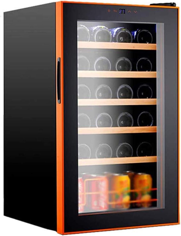 TYUIOYHZX COOLADOR DE Vino/Zona Dual QND QND Bebida DE Bebida, Sistema DE ENFRENAMIENTO RÁPIDO Y SILENTE, FREESTANDO PEQUEÑO PEQUEÑO DE Vino Rojo Y Blanco Encuentra DE Vino DE Vino