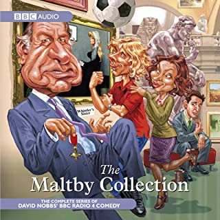 The Maltby Collection cover art