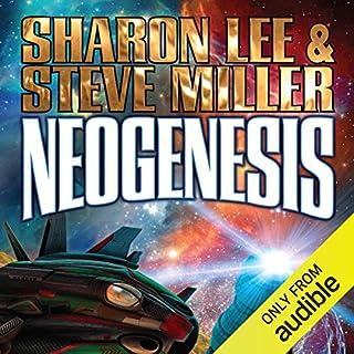 Neogenesis audiobook cover art