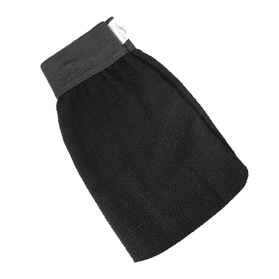 正直週間教育者浴用手袋 ボディタオル 入浴用品 バス用品 垢すり手袋 毛穴清潔 男女兼用 全2スタイル - スタイル1