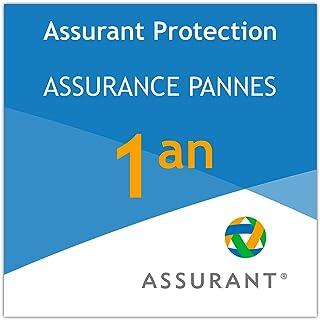 1 an extension de garantie pour un équipement d'espaces de stockage de données de 100 EUR à 149,99 EUR