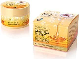wild ferns manuka honey eye cream