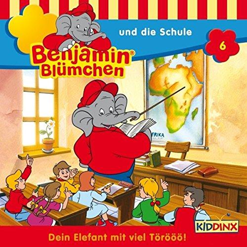 Benjamin und die Schule audiobook cover art