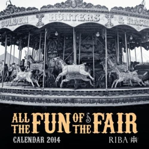 RIBA All the Fun of the Fair wall calendar 2014