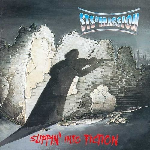 STS 8 MISSION - SLIPPING INTO FICTION (1 CD)