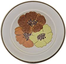 Denby Langley Potpourri Honey Bread and Butter Plate