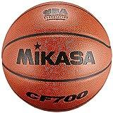 ミカサ(MIKASA) バスケットボール 日本バスケットボール協会検定球 7号 (男子用・一般・社会人・大学・高校・中学)  人工皮革 茶 CF700