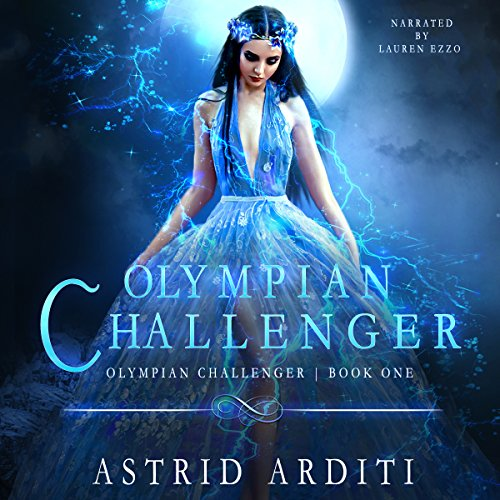 Olympian Challenger Audiobook By Astrid Arditi cover art