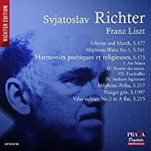 Sviatoslav Richter - Liszt: Harmonies po??tiques et religieuses, S173 by Sviatoslav Richter