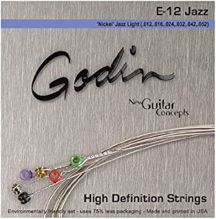 Godin Electric Guitar Strings (33416)