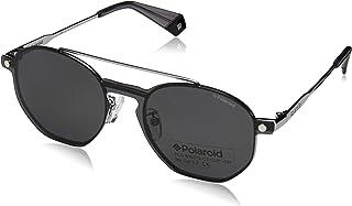 نظارات شمسية مستقطبة للجنسين من بولارويد - 51 ملم - 6083/G/CS, KB7/M9