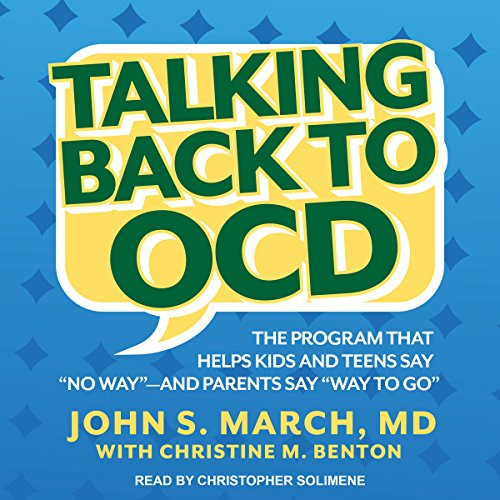 Talking Back to OCD audiobook cover art