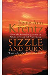 Sizzle And Burn: Number 3 in series (Arcane Society) Kindle Edition