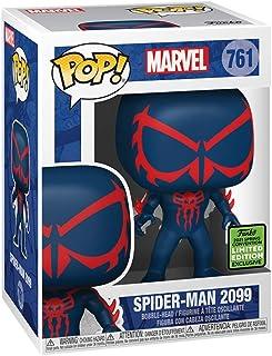 FUNKO POP MARVEL EXCLUSIVE ECCC 2021 - SPIDER-MAN 2099 761