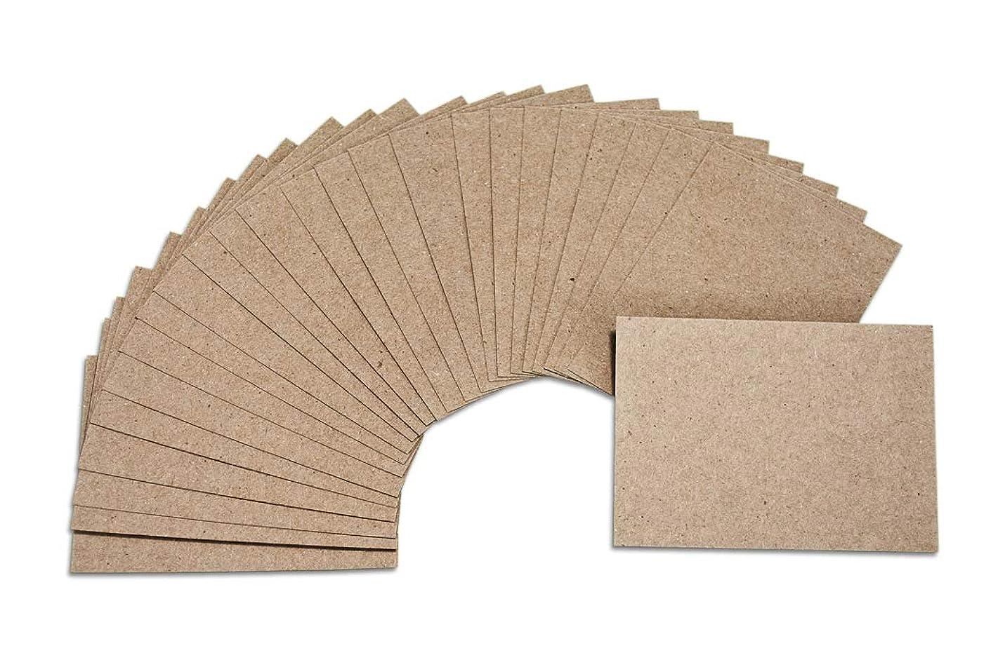 CANVAS CDS1047 Corp Artist Trading Cards Kraft 25P