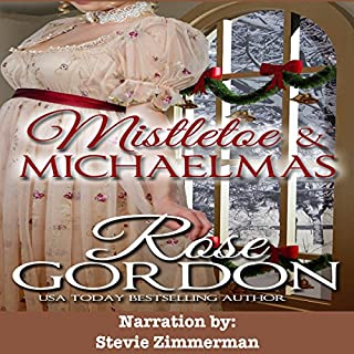 Mistletoe & Michaelmas cover art