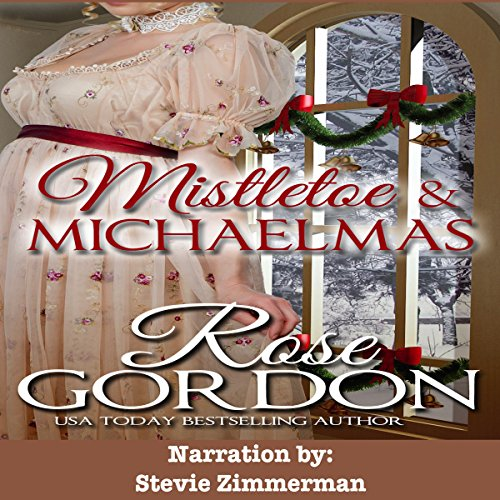 Mistletoe & Michaelmas audiobook cover art