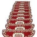 JIAJUAN Stair Carpet Treads Non-Slip Hard Wearing Rubber…