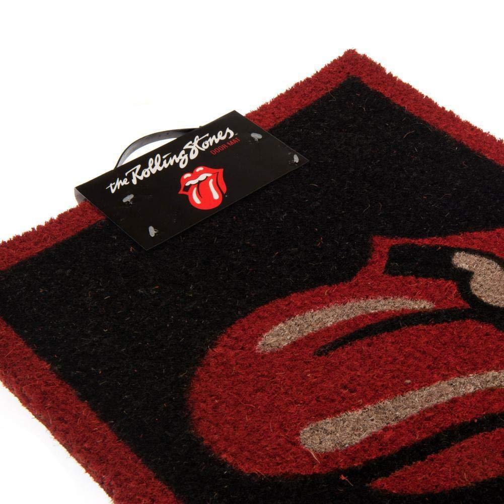 Lips 1art1 Rolling Stones Door Mat 24 x 16 inches Design Floor Mat
