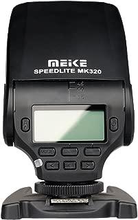 MeiKe Olympus Om-D Vb İçin Mk320P Ttl Speedlite Flaş