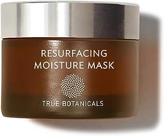 True Botanicals - Organic Resurfacing Moisture Mask | Clean, Non-Toxic, Natural Skincare (1 fl oz | 30 ml)