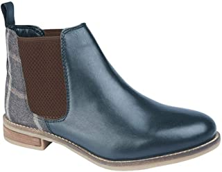 Cipriata Womens/Ladies Zoe Twin Gusset Ankle Boot