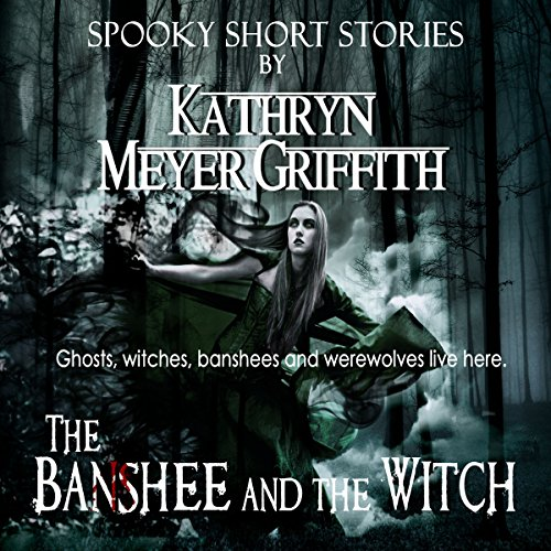 The Banshee and the Witch audiobook cover art