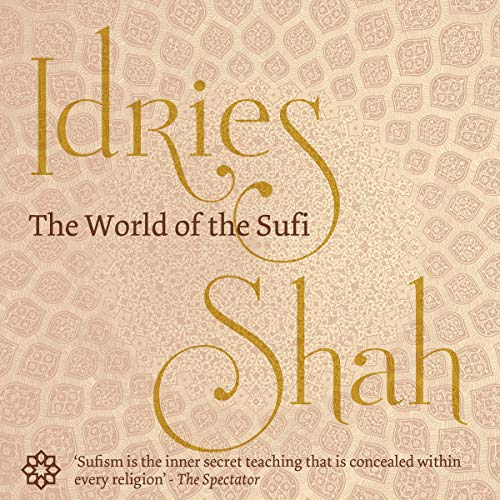 The World of the Sufi audiobook cover art