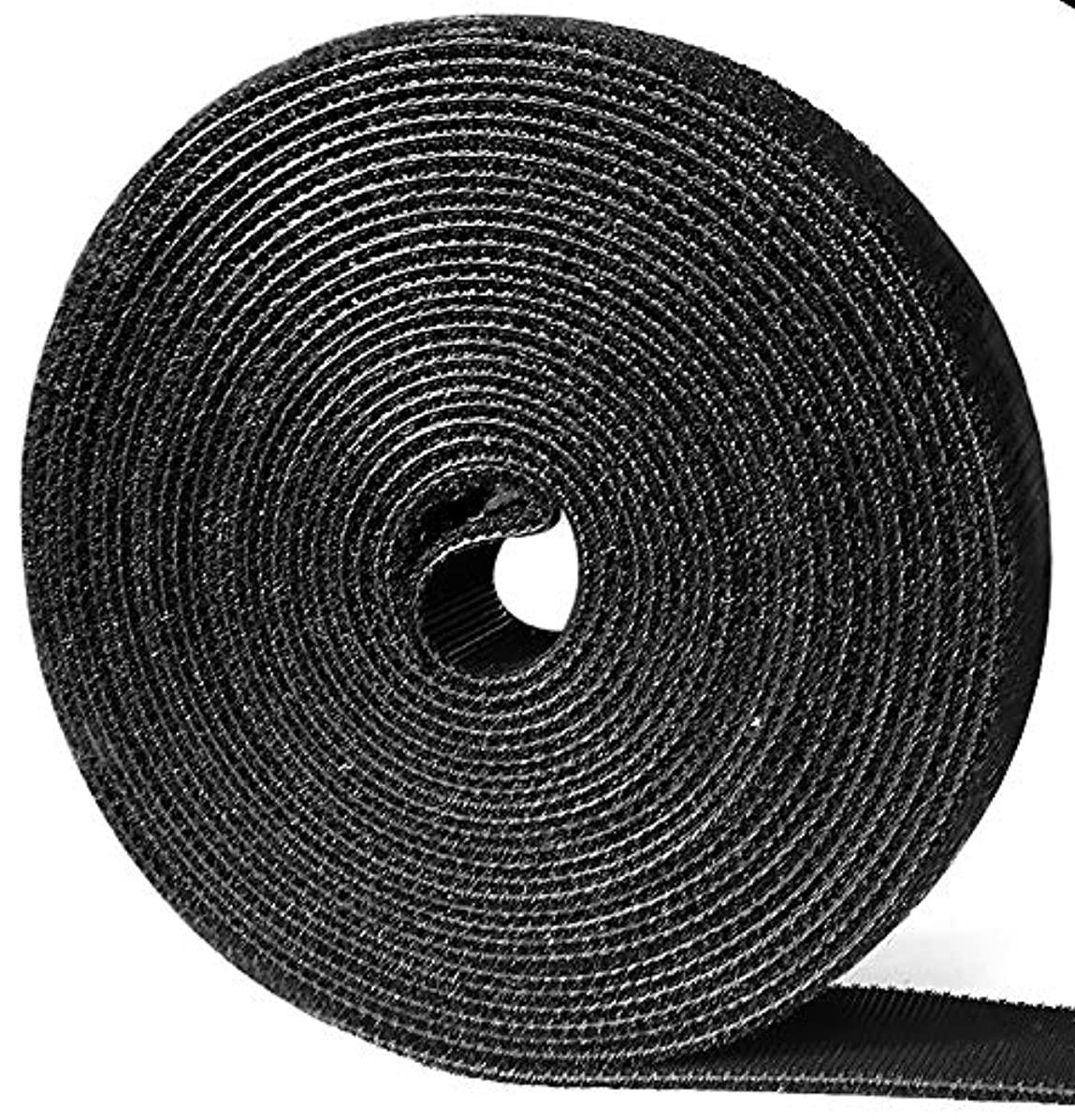 Heze Reusable Fastening Tape/Cable Ties (15ft)