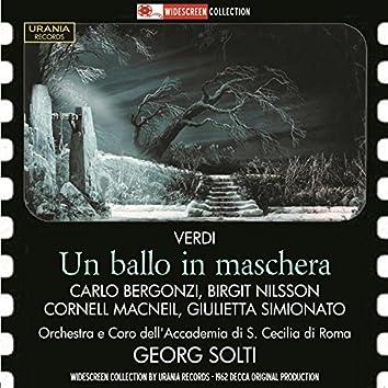 Verdi: Un ballo in maschera (A Masked Ball)