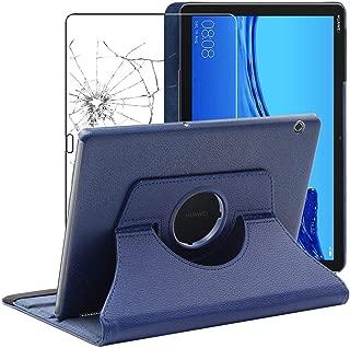 Tab: 243.1 x171.4 x7.9mm 10.1 Schwarz kompatibel Samsung Galaxy Note 10.1 H/ülle 2014 Edition SM-P600 Rotierend Schutzh/ülle Etui Rotating Case Cover Stand +Stift ebestStar Schutz H/ülle St/änder
