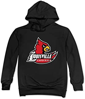 Mens Louisville Cardinals Hoodies 100% Cotton