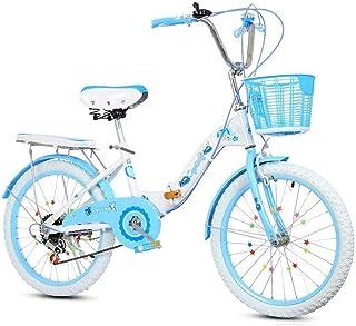Los Niños Y Niñas De Bicicletas De 18