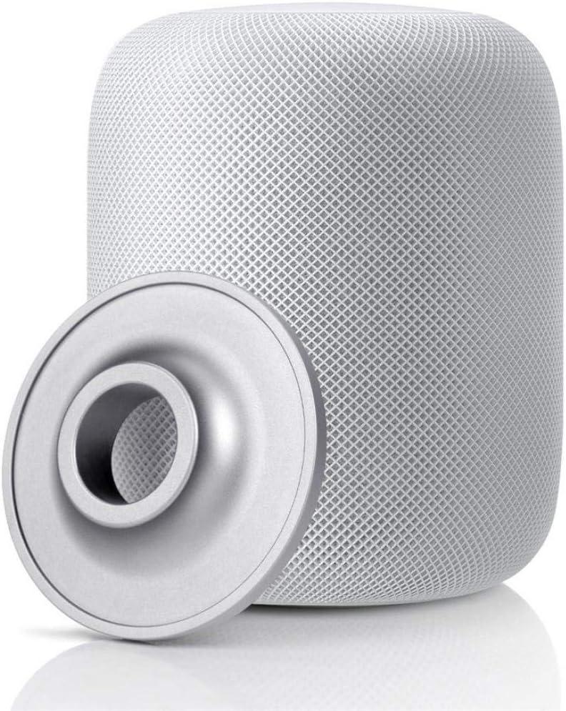 HomePod Apple Base,LUXACURY Soporte Stand para Homepod Apple Altavoz Titular de protección de Accesorios Homepod para Mantener tu Dispositivo