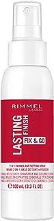 Rimmel Fix & Go Setting Spray, 100 ml