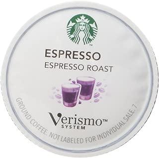 Starbucks Verismo Pods 96 Count (Espresso)