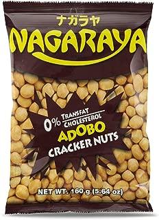 Nagaraya Cracker Nuts Adobo Pack of 5 (160 G Per Pack)