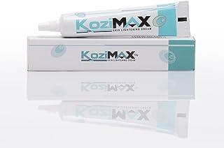 1PACK OF KOZIMAX Skin Lightening/Whitening cream - Acne/Scars/Pigmentation Kojic Acid,Vitamin C