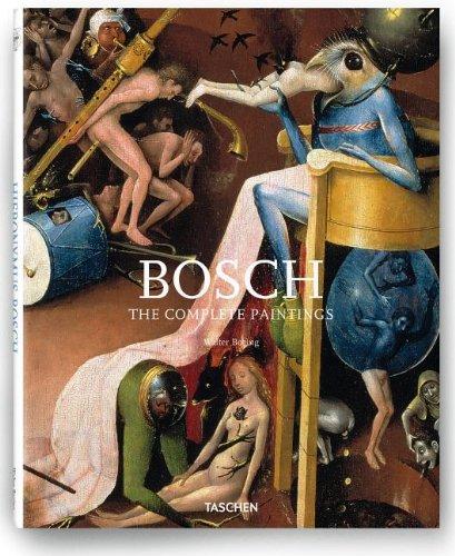Hieronymus Bosch c.1450-1546: Between Heaven and Hell (Taschen Basic Art Series)